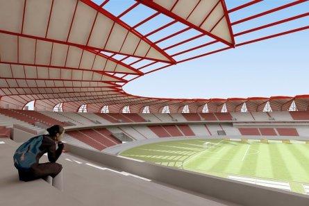 O novo estádioBeira-Rio