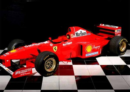 FerrariF310B